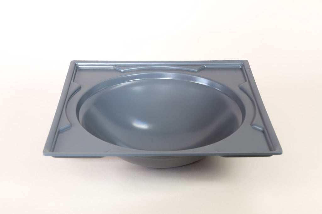 13-inch Lid/Bowl Bat Mold (style 2)