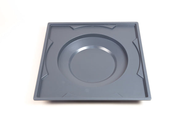 10-inch Salad Plate Bat Mold (style 1)