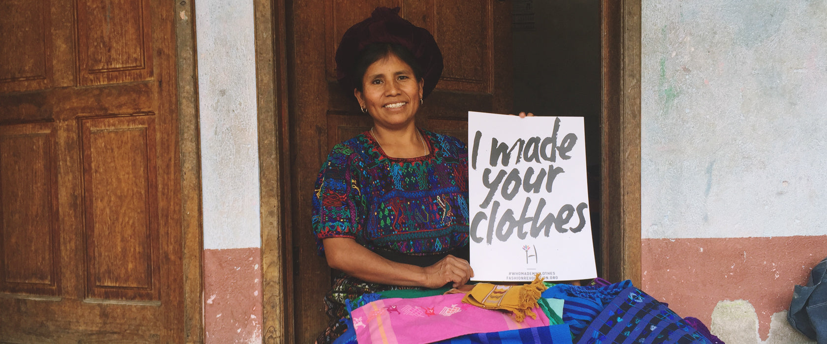 Ethical Fashion, Guatemala, Artisan, Juana, female empowerment, ethical fashion brand, Hiptipico, fashion rev, who made my clothes