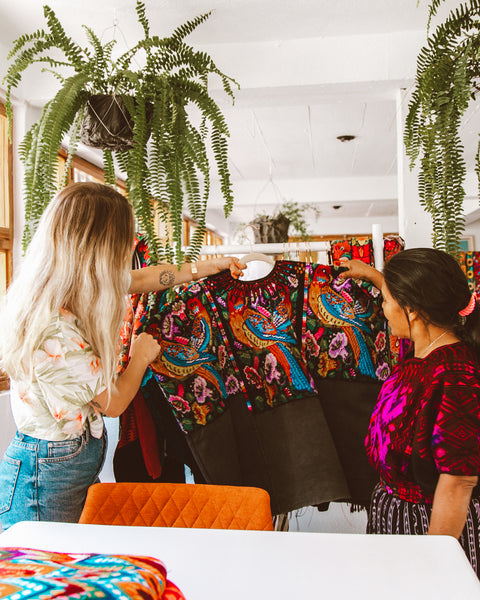 Hiptipico | Before they are bags: appreciating the origin of each
