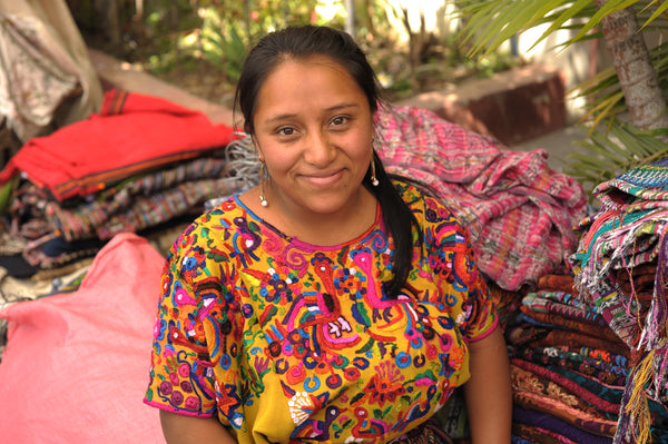 Hiptipico, Mayan Artisan, Guatemala, Ethical Fashion, female artisans, female empowerment, sustainable fashion, traditional mayan dress, traje tipico, guatemalan textiles