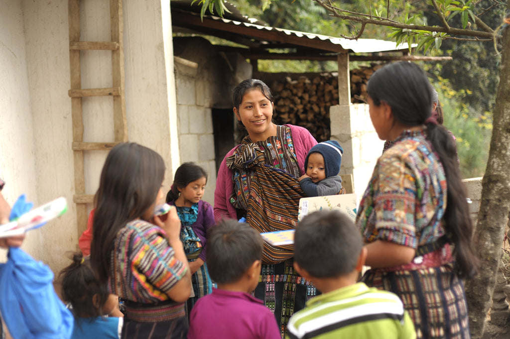 Hiptipico Female Artisans, indigenous women, mayan mothers, guatemala travel, guatemala culture, ethical travel, female empowerment