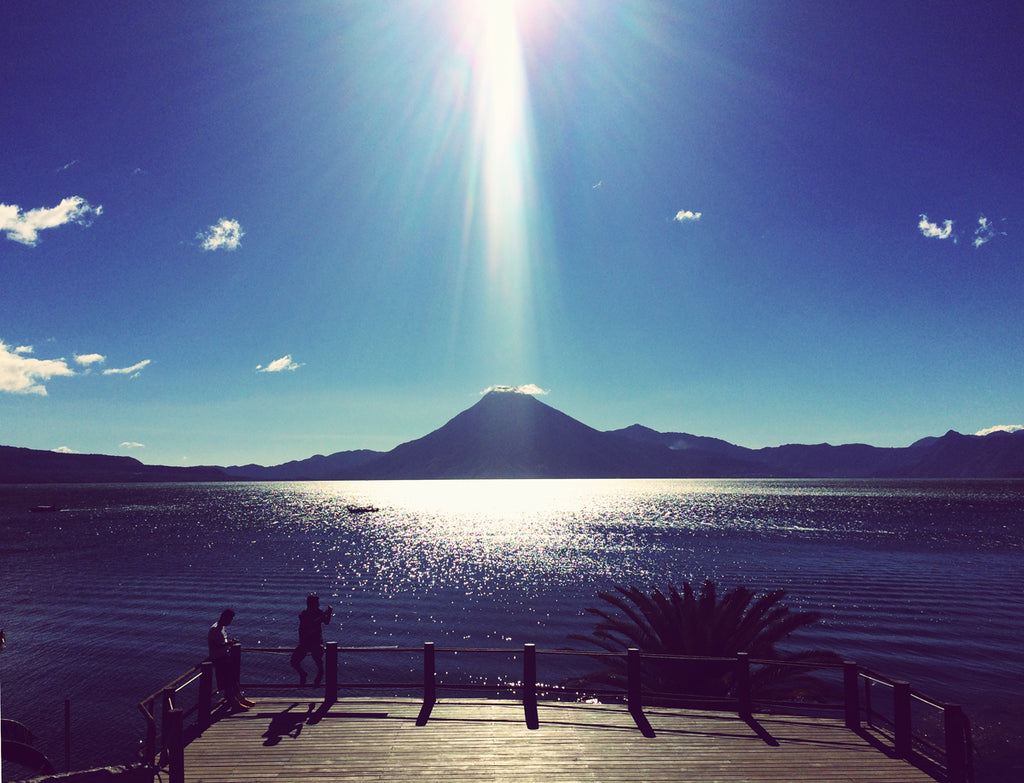 Hiptipico Spiritual travel blog soul deep quotes, lake atitlan, bohemian, wanderlust