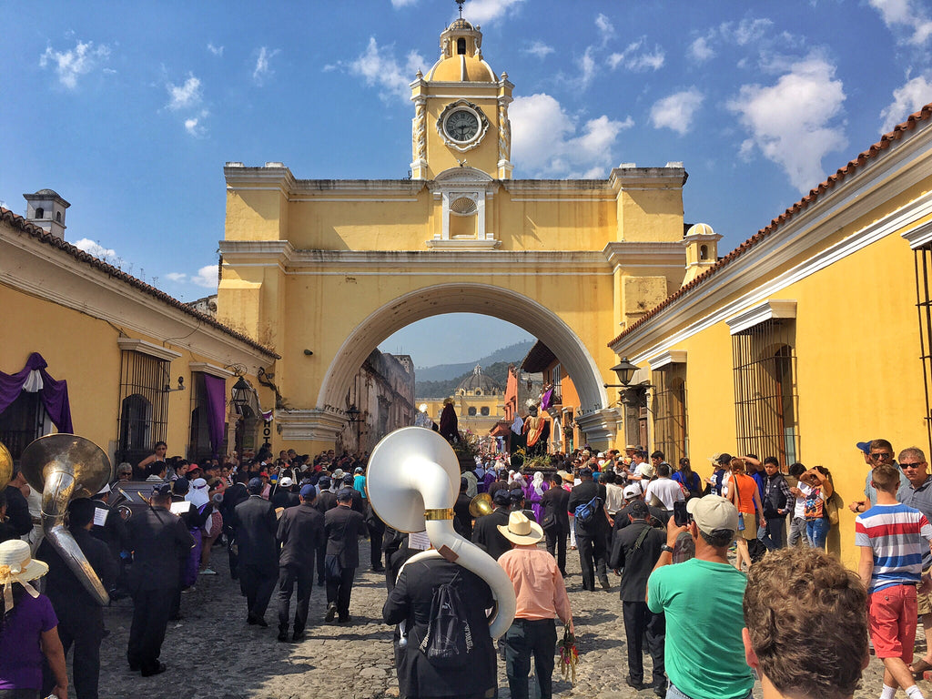 hiptipico lifestyle blog, travel blog, semana santa antigua, holy week guatemala, travel guatemala, visit antigua