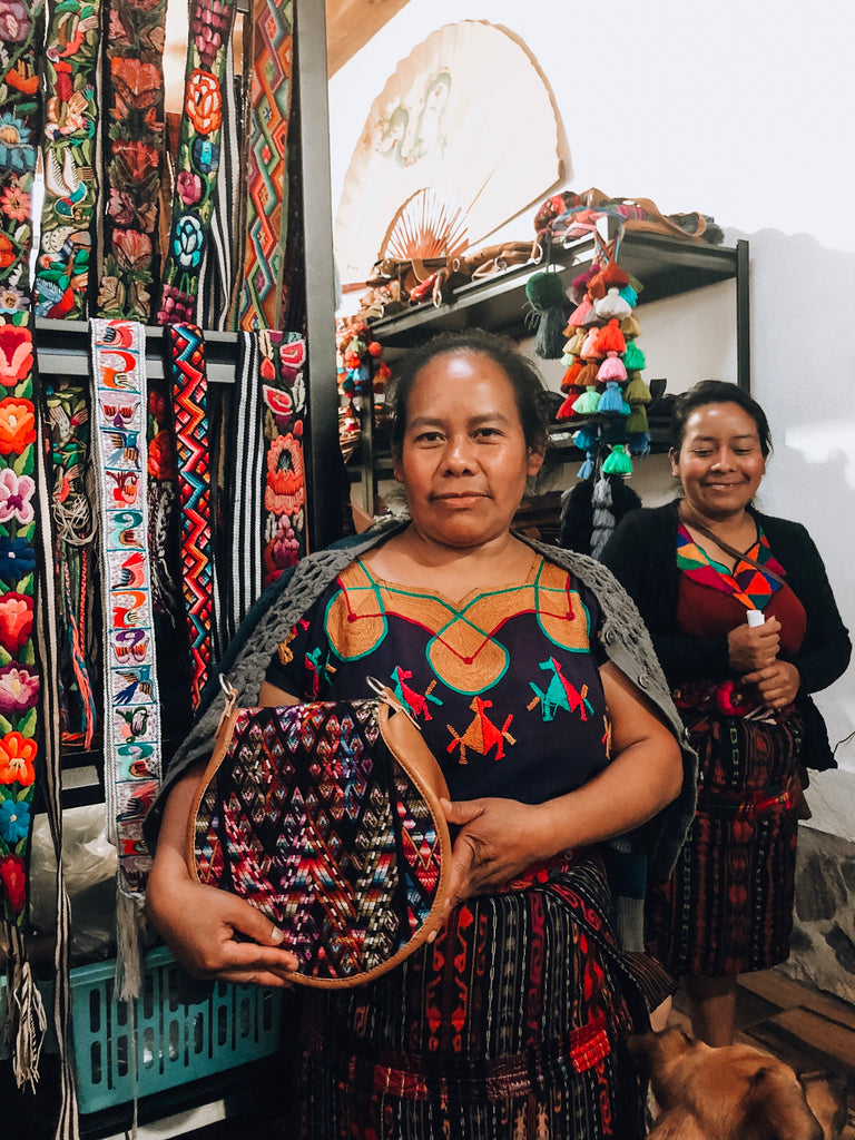 artisan goods, wear clothes proudly, support small business, guatemalan textile, guatemalan leather work, hiptipico, artisan craftsmanship