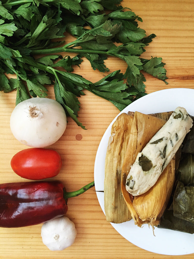 hiptipico ethical fashion food blog tamales