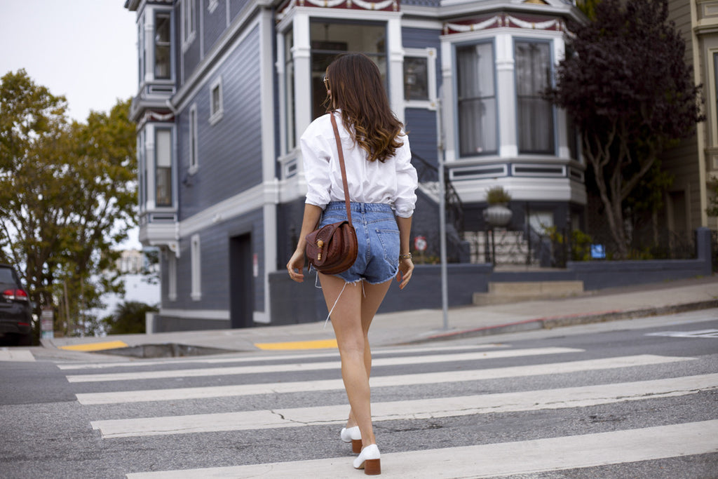Style blogger @uniquelyyani styles Hiptipico on the streets of San Francisco for a style that transitions from day to night, bohemian looks for summer, ethical fashion bloggers, ethical fashion blog, sustainable styles, sustainable style bloggers