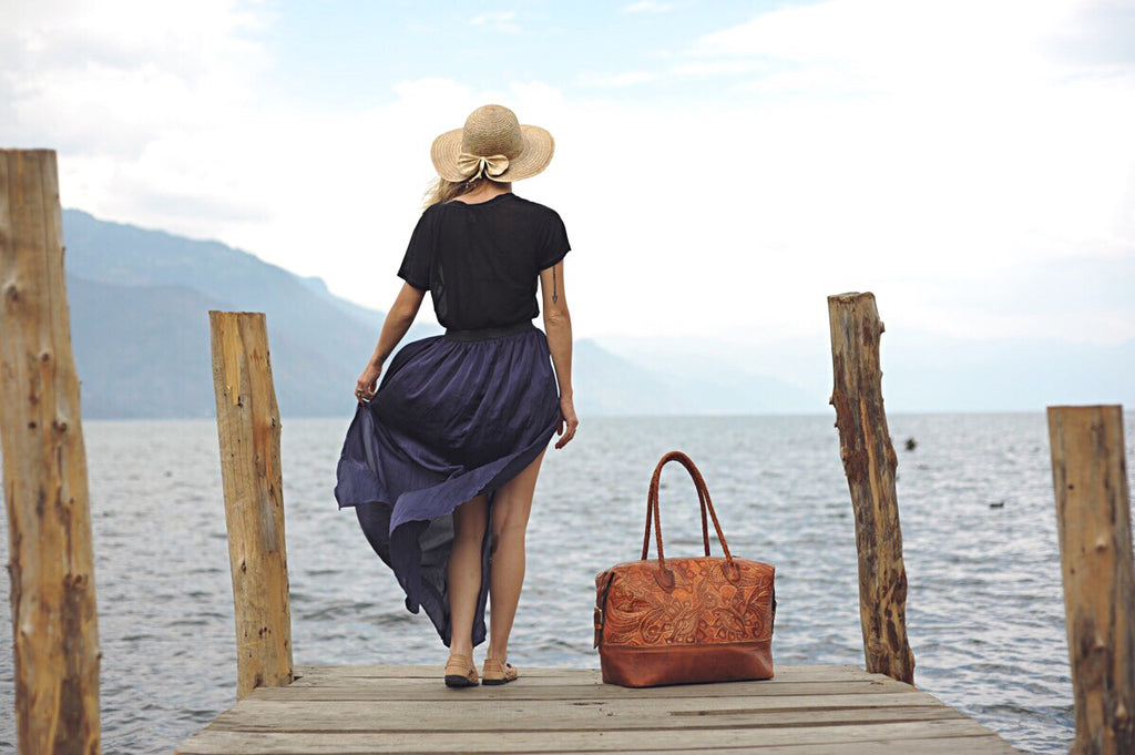 Hiptipico Travel Blog Lake Atitlan, lifestyle blog, female travel blog, ethical fashion brand, ethical leather bags, bohemian blog, female travel blog