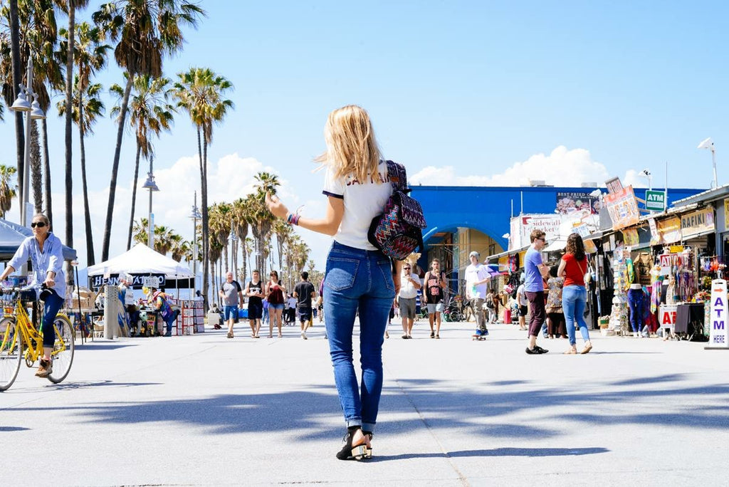 Hiptipico Lifestyle Blog TopShop LA, ethical fashion, travel blog, los angeles, venice beach