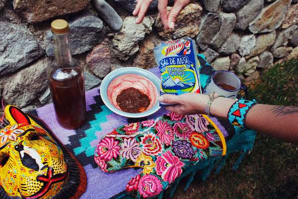 hiptipico lifestyle blog, ethical fashion, guatemala coffee, coffee scrub, natural skincare recipe