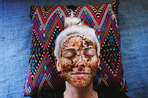 hiptipico lifestyle blog, ethical fashion, guatemala coffee, coffee scrub, natural skincare recipe, guatemala textiles