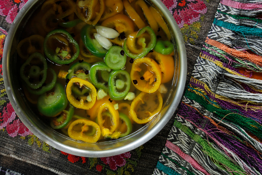 Hiptipico Guatemala Pepper Recipe, recipe blog, foodie blog, exotic food, spicy recipe