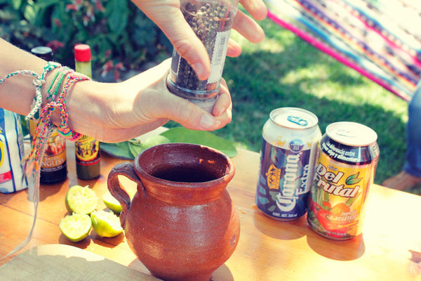 Hiptipico Lifestyle Blog, homemade michelada, michelada recipe, Guatemala drink recipe, bloody mary recipe, lifestyle blog, living abroad, travel blog, guatemalan culture