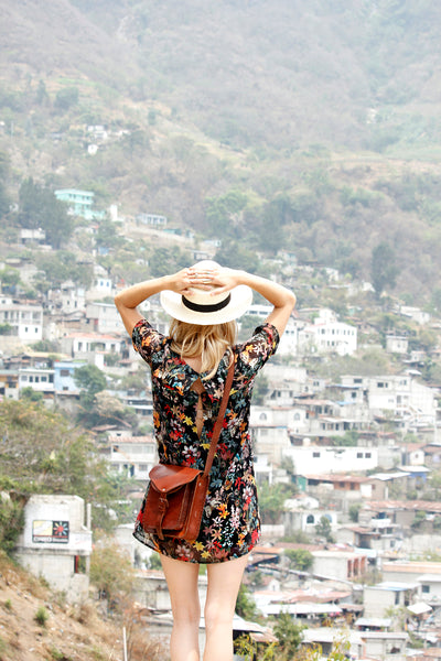 Hiptipico Travel Blog, Guatemala, Ethical Fashion, Lake Atitlan
