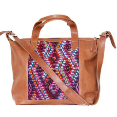 Hiptipico Piper Day Bag, Guatemalan Weekender, Free People Bag