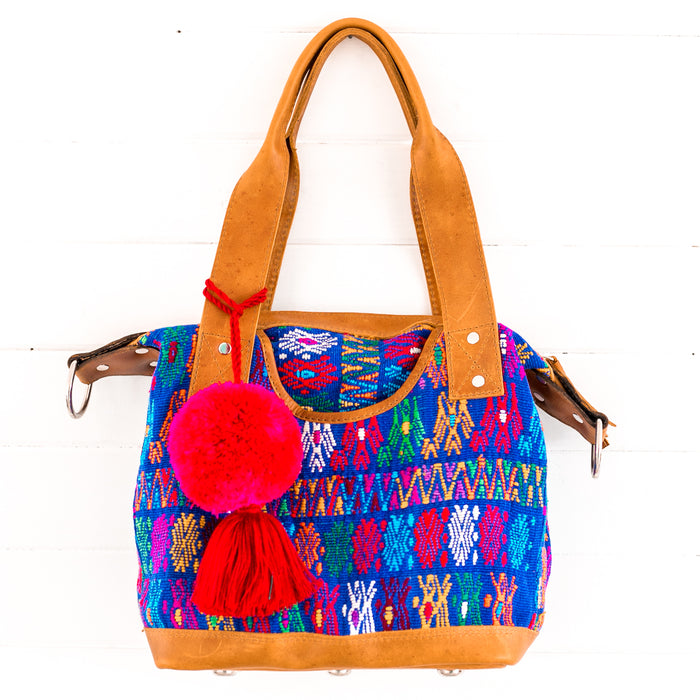 Hiptipico Convertible Day Bag,  Hiptipico Huipil Bag, Hiptipico Guatemala Bag, Free People Weekender Bag, Nena and Co CDB, CDB Guatemala, Festival Weekend Bag, Asos Leather Bag, Free People Textile Bag