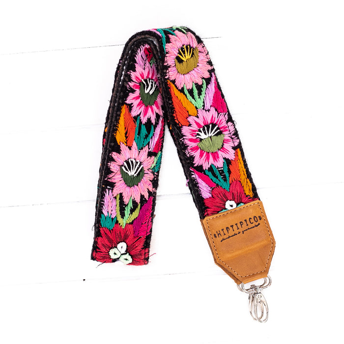 Vintage Embroidered Strap - 02286
