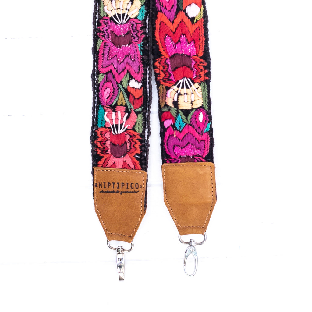Vintage Embroidered Strap - 02300