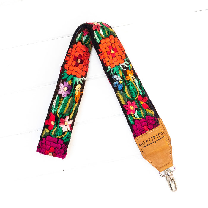 Vintage Embroidered Strap - 02303