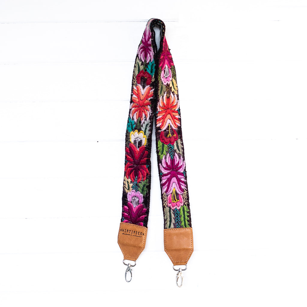 Vintage Embroidered Strap - 02312