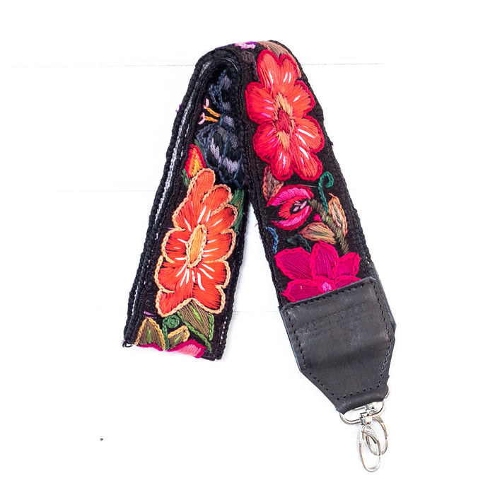 Vintage Embroidered Strap - 02318