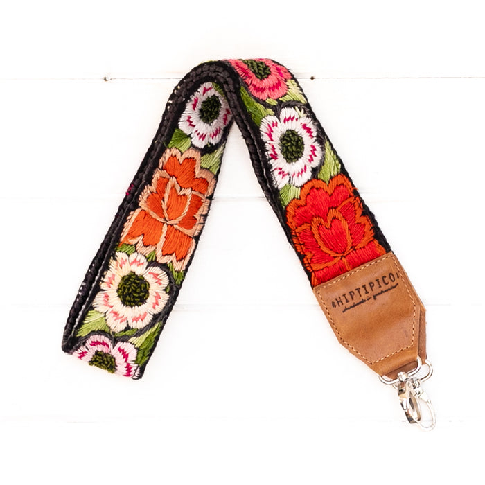 Vintage Embroidered Strap - 02400