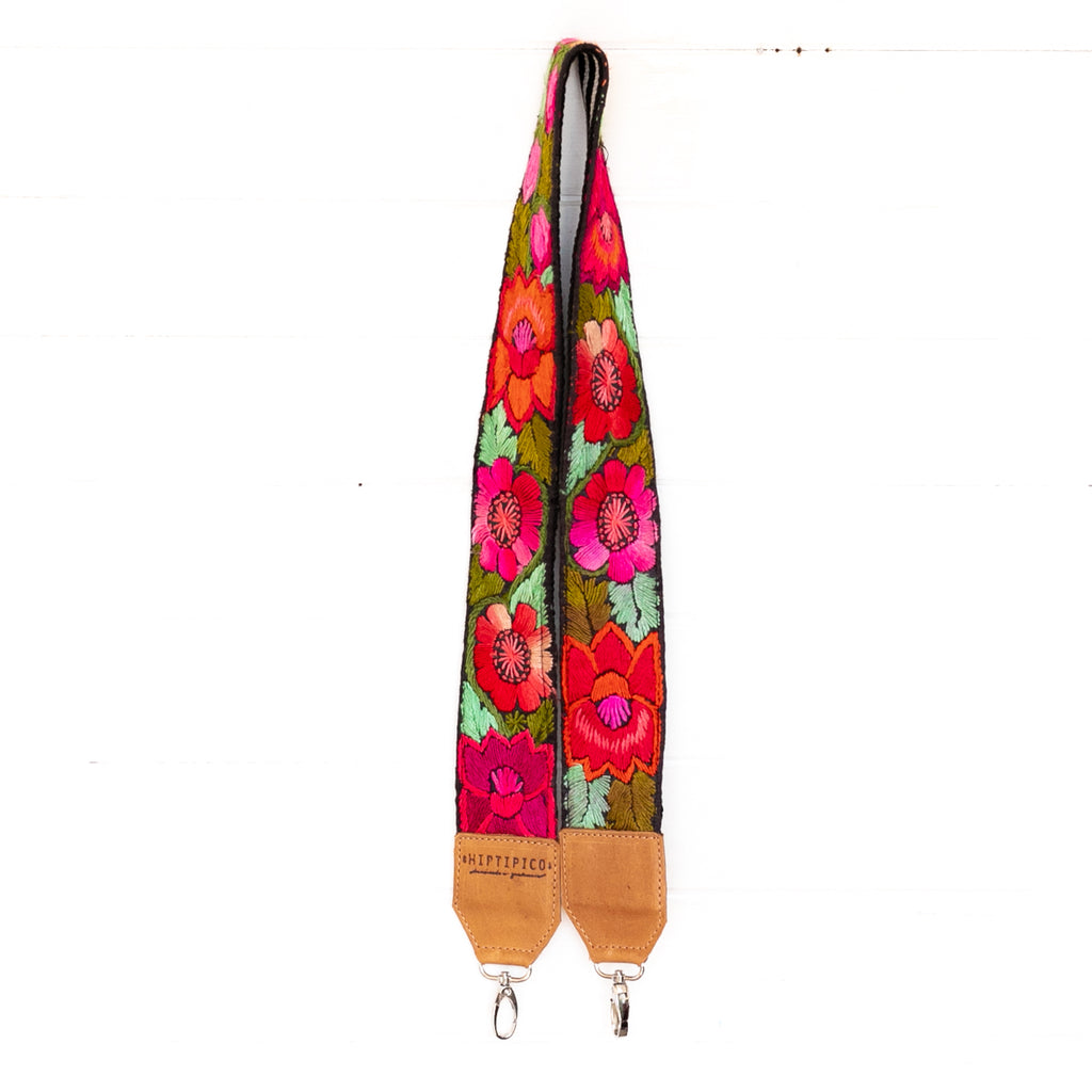 Vintage Embroidered Strap - 02414