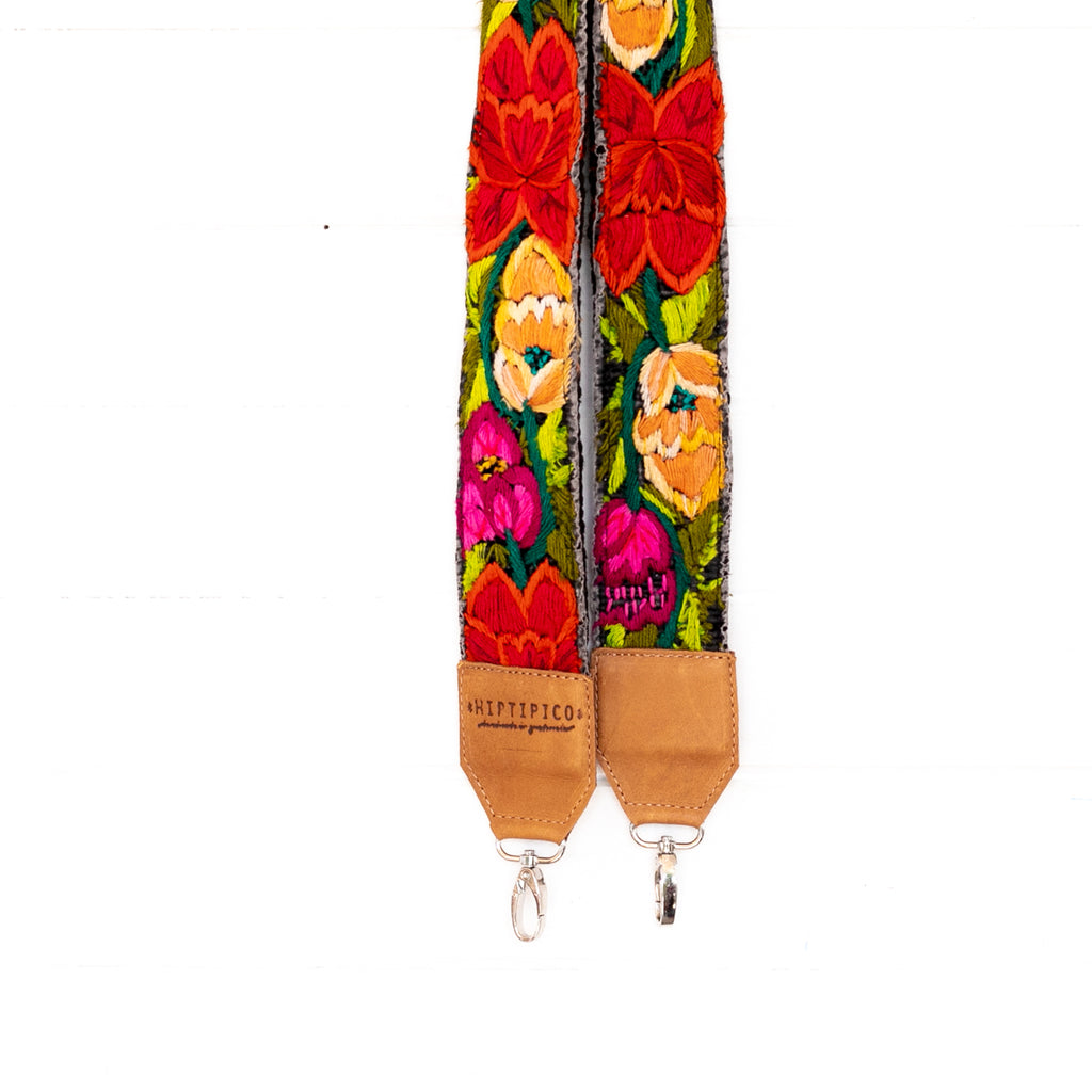 Vintage Embroidered Strap - 02415
