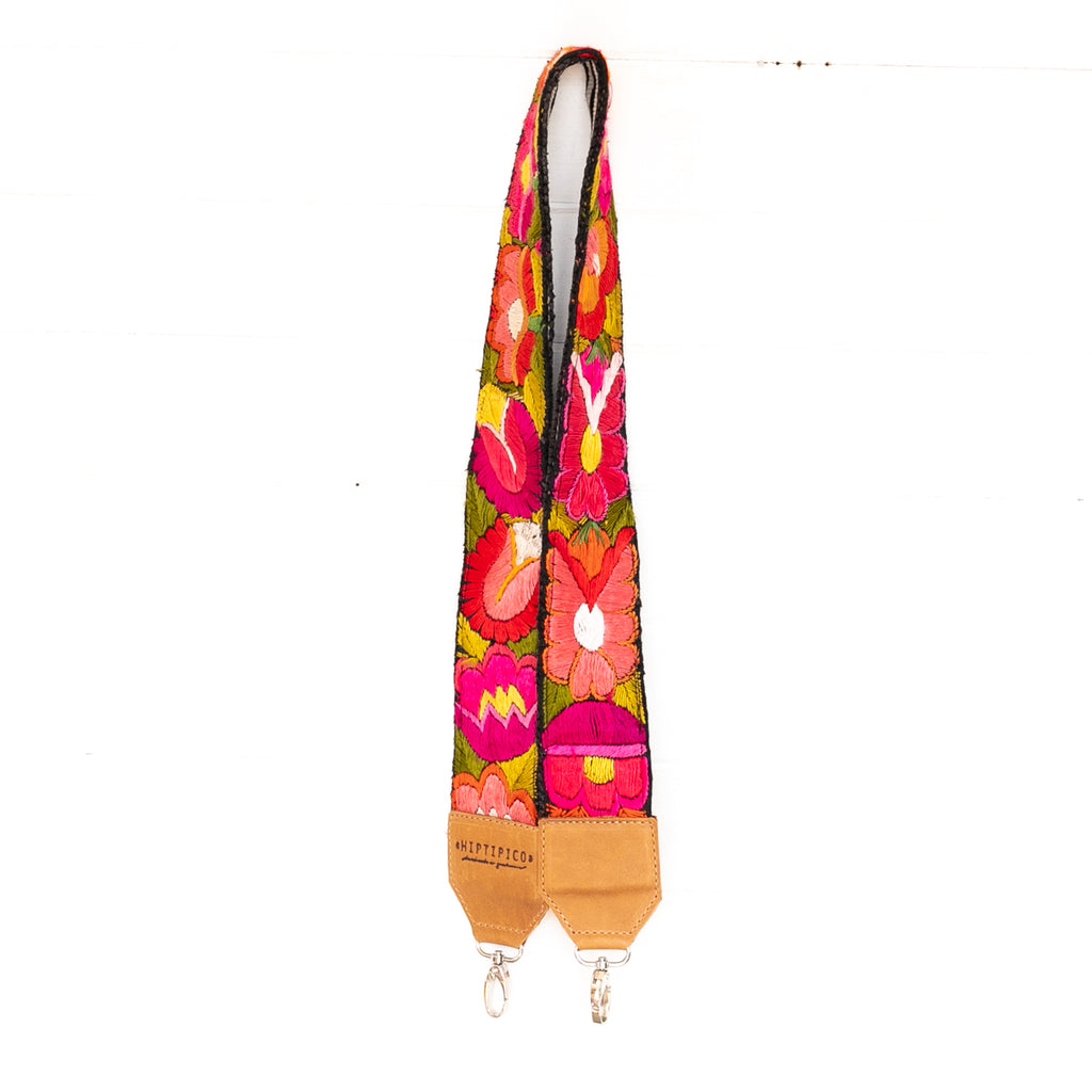 Vintage Embroidered Strap - 02422