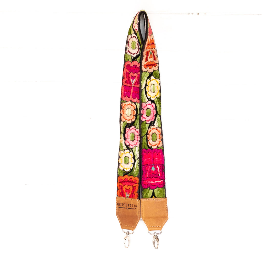 Vintage Embroidered Strap - 02427