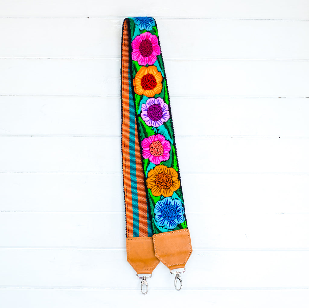 Newly Embroidered Strap - Pura Vida