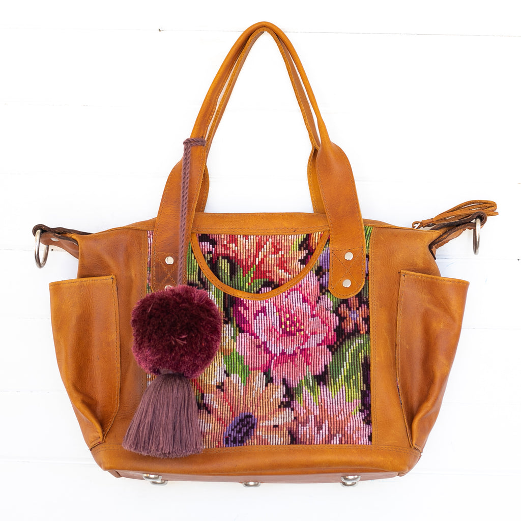 CUSTOM Palmera Convertible Day Bag