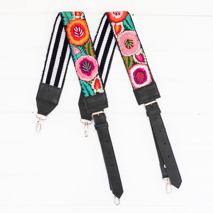 Newly Embroidered Backpack Strap - Jungalow