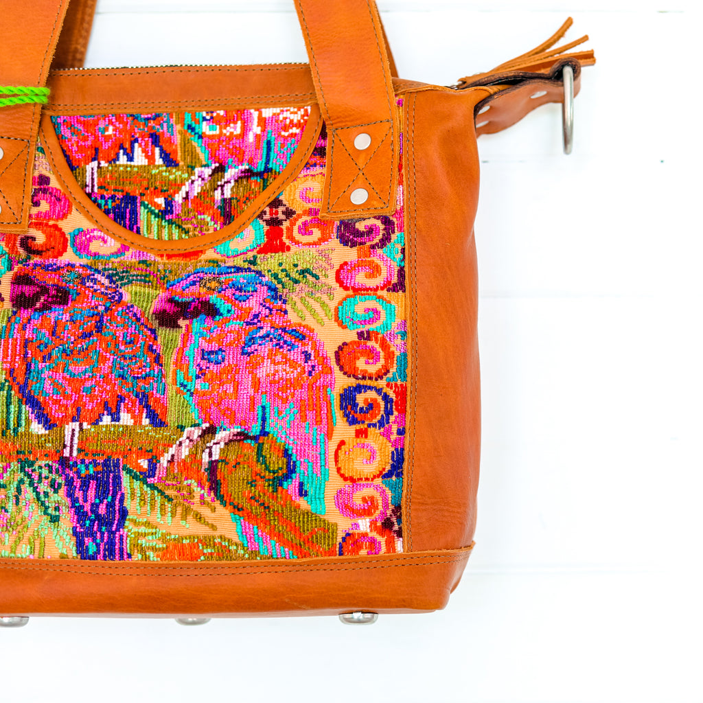 Artisanal Mini Convertible Bag - 008