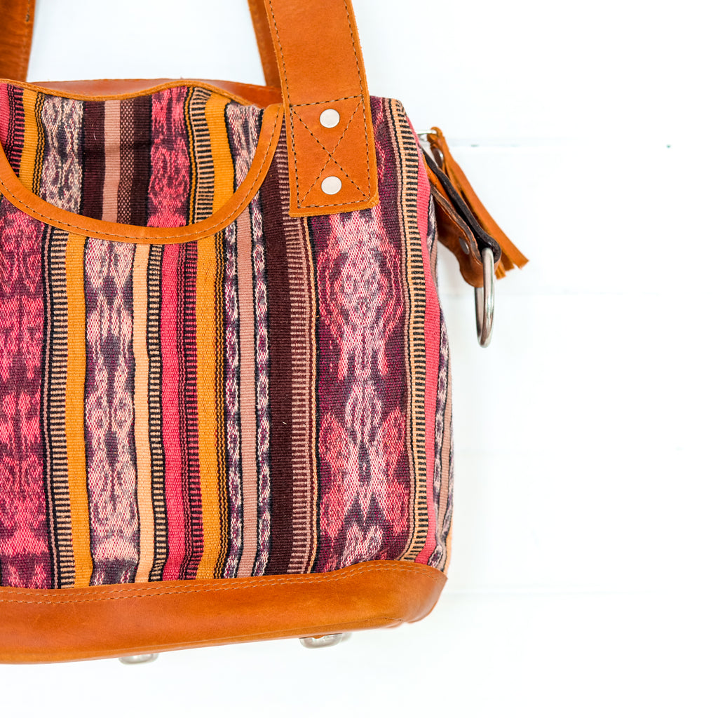 Artisanal Mini Convertible Bag - 163