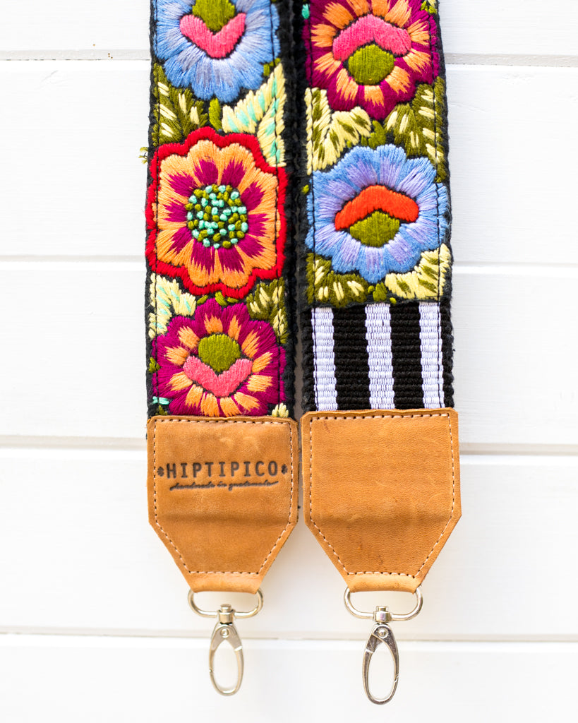 Newly Embroidered Strap - Primavera