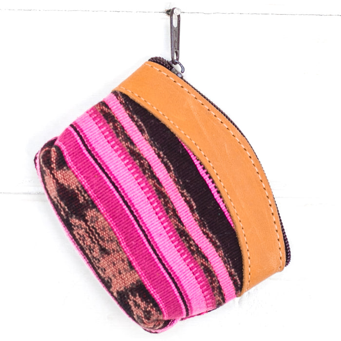 Artisanal Travel Coin Pouch - 002