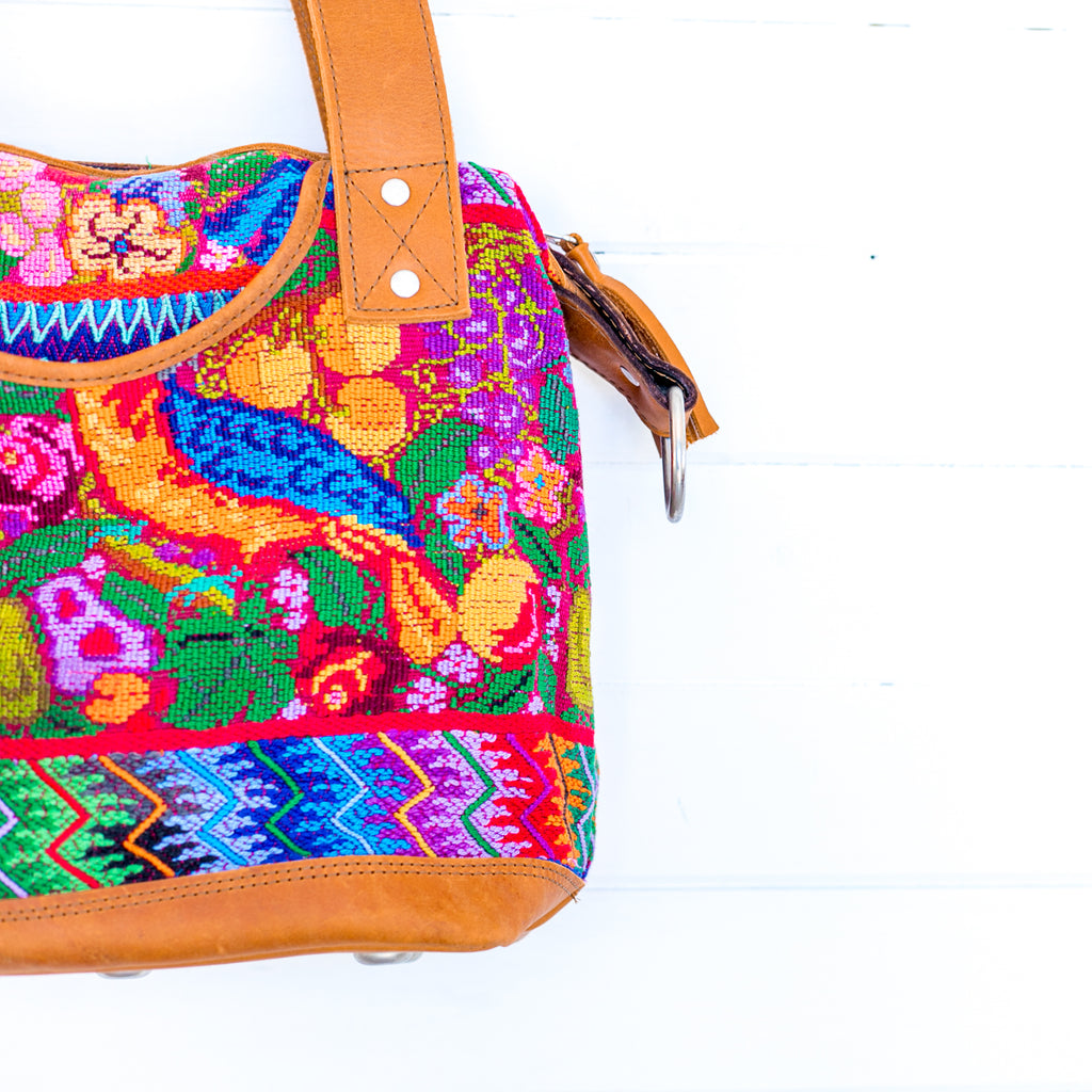 Artisanal Mini Convertible Bag - 030