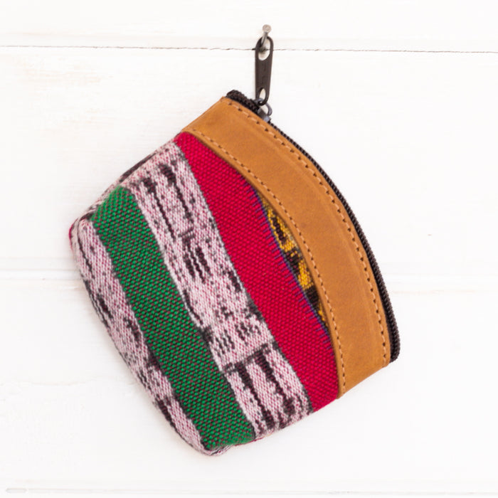 Artisanal Travel Coin Pouch - 042