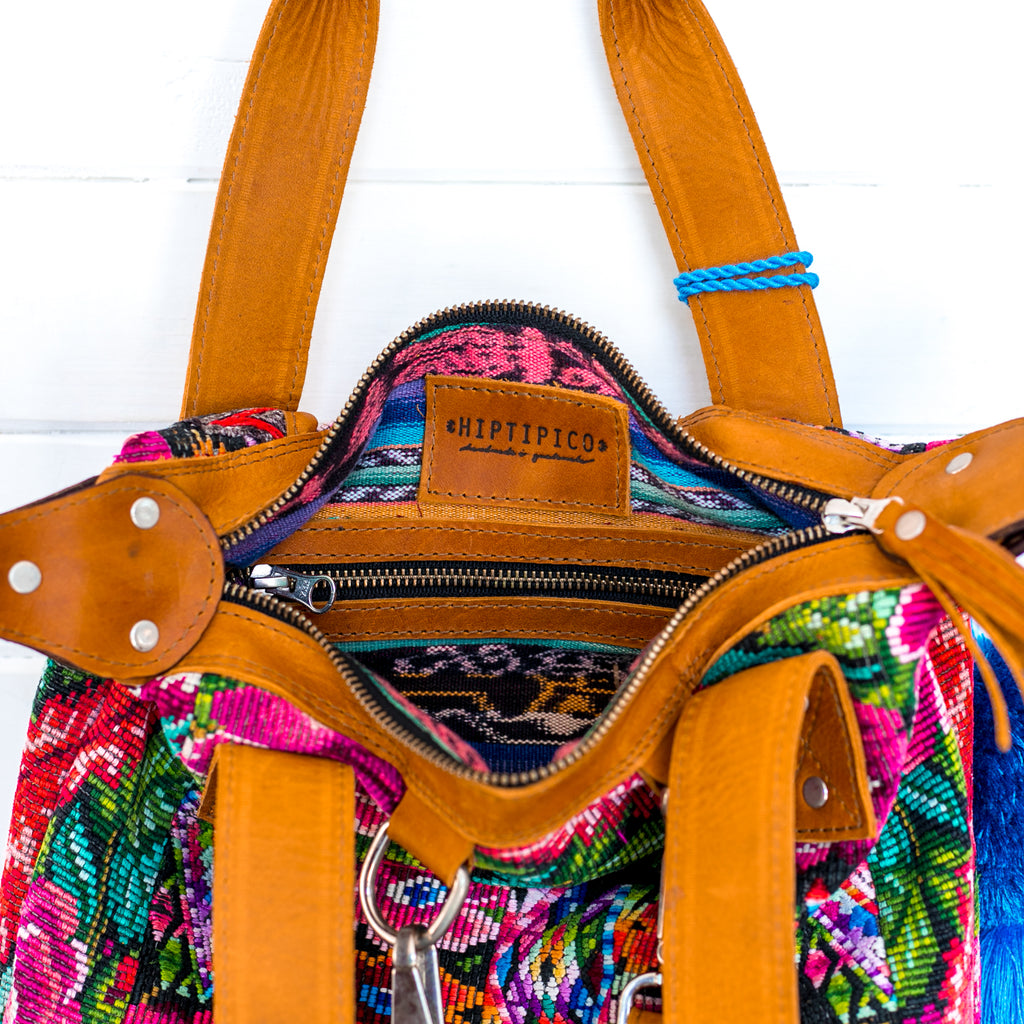 Artisanal Mini Convertible Bag - 098