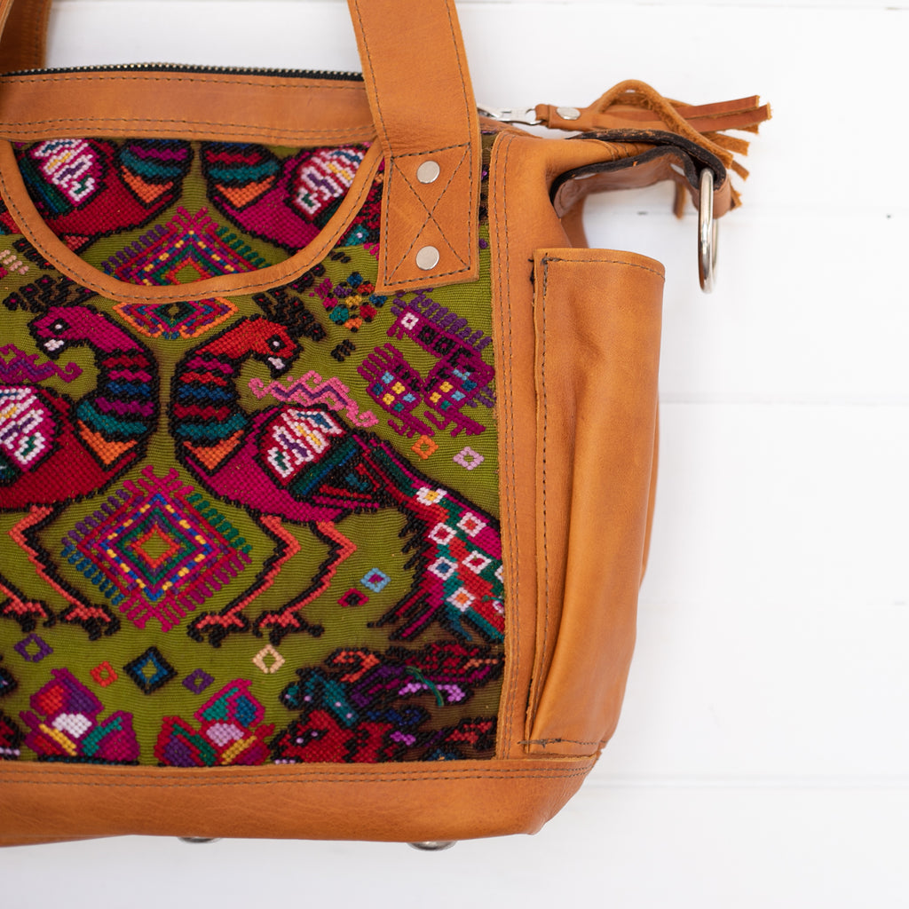 Artisanal Mini Convertible Bag - 065