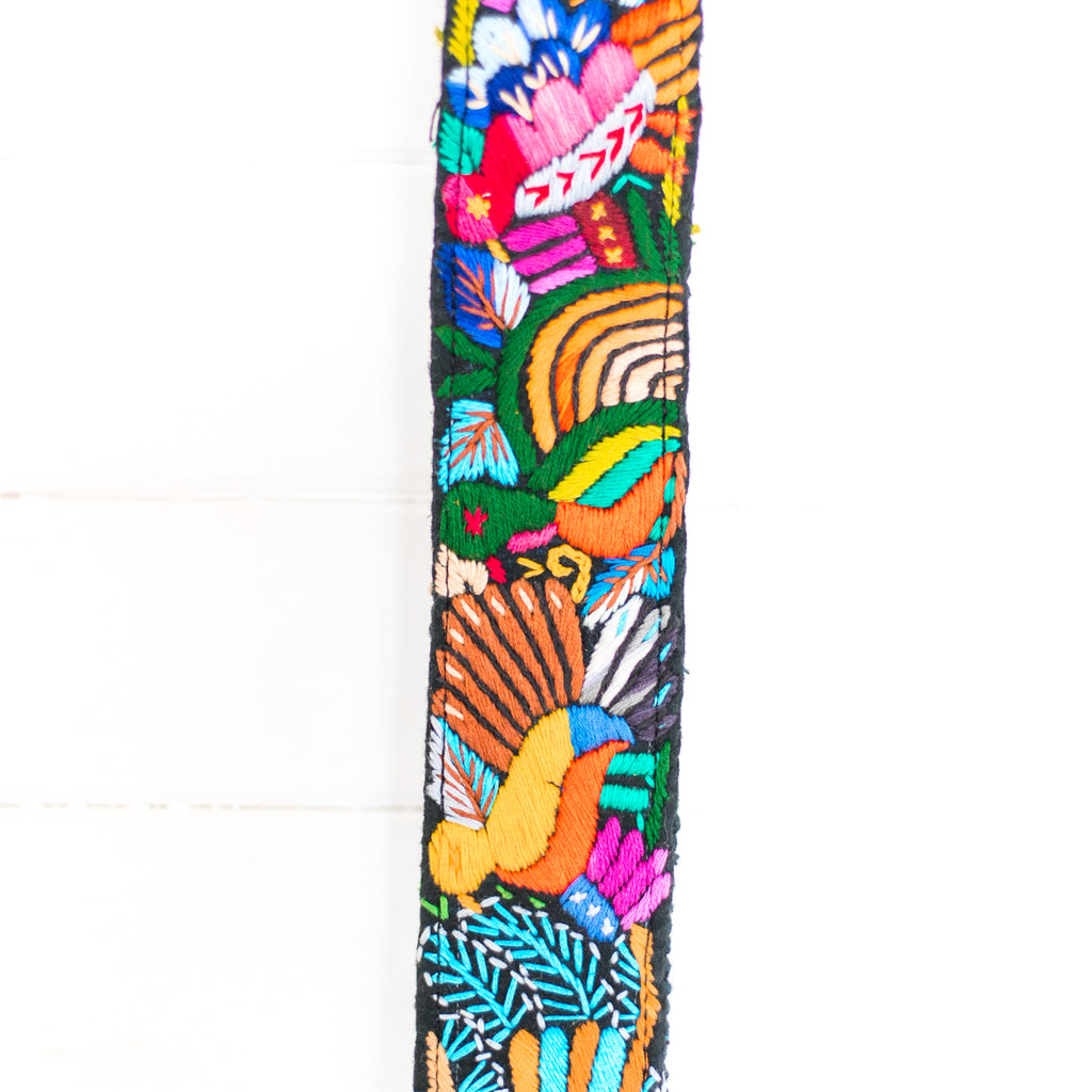 Newly Embroidered Strap - Paradise