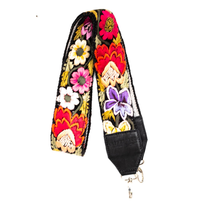 Vintage Embroidered Strap - 02074