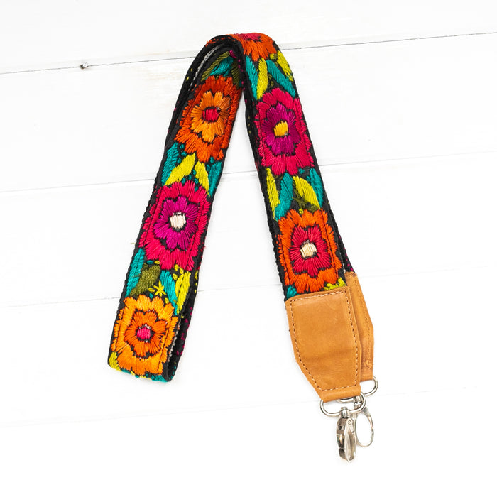 Vintage Embroidered Strap - 02118