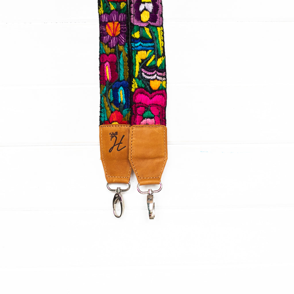 Vintage Embroidered Strap - 02133