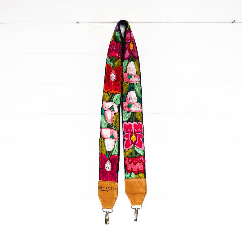 Vintage Embroidered Strap - 02134