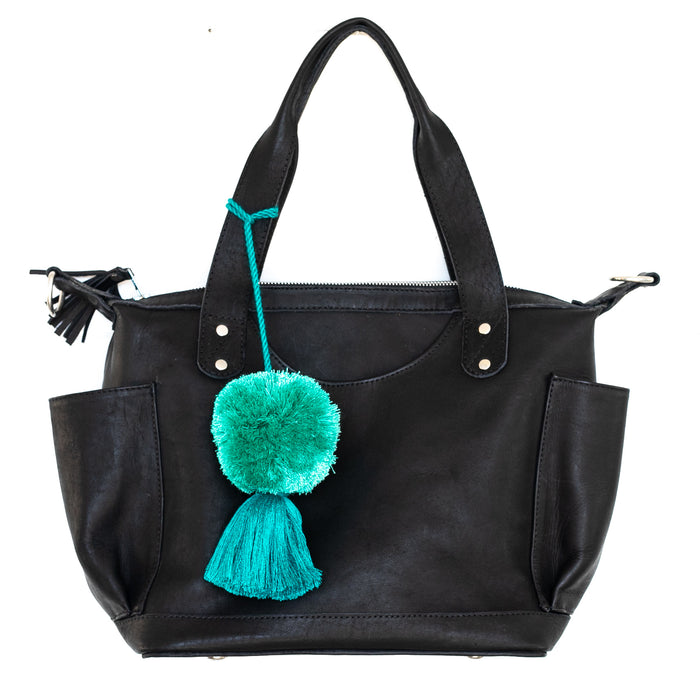 Hiptipico Leather Convertible Bag, Hiptipico CDB, Leather Bag Guatemala, Free People Leather Bag, Black Leather bags