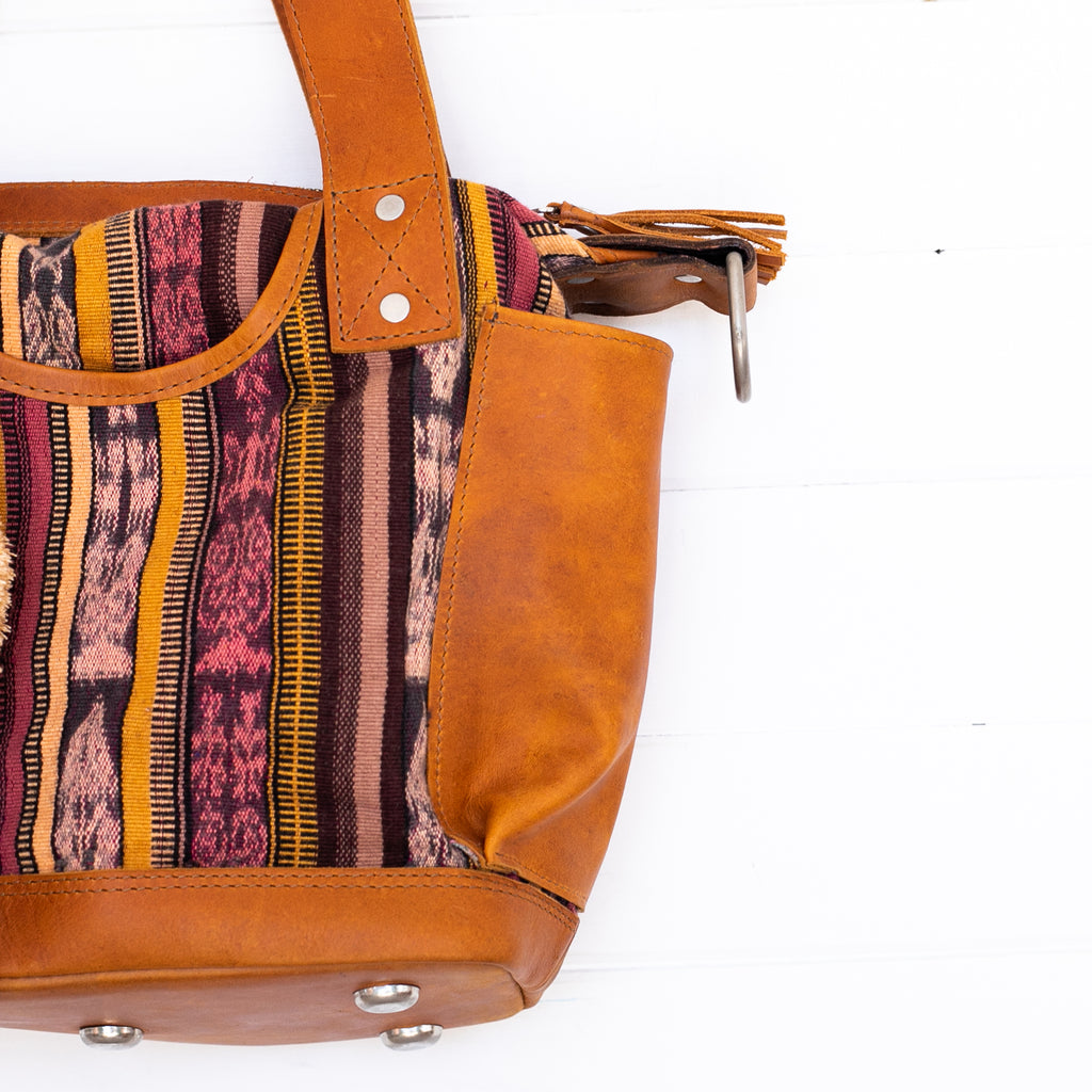 Artisanal Mini Convertible Bag - 399