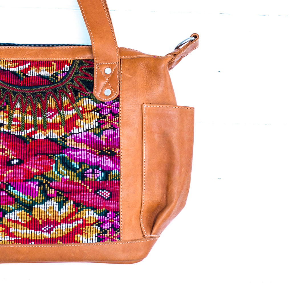 Medium Artisanal Convertible Bag - 001