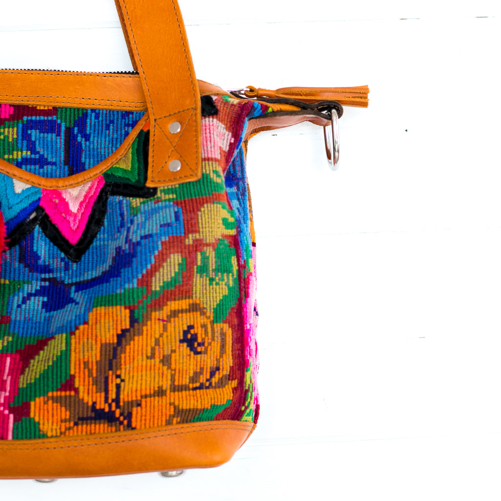 Artisanal Mini Convertible Bag - 211